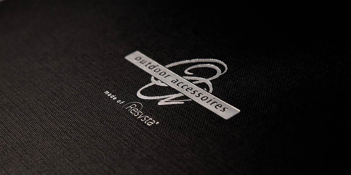 Logogestaltung für die Resysta Outdoor Accessoires