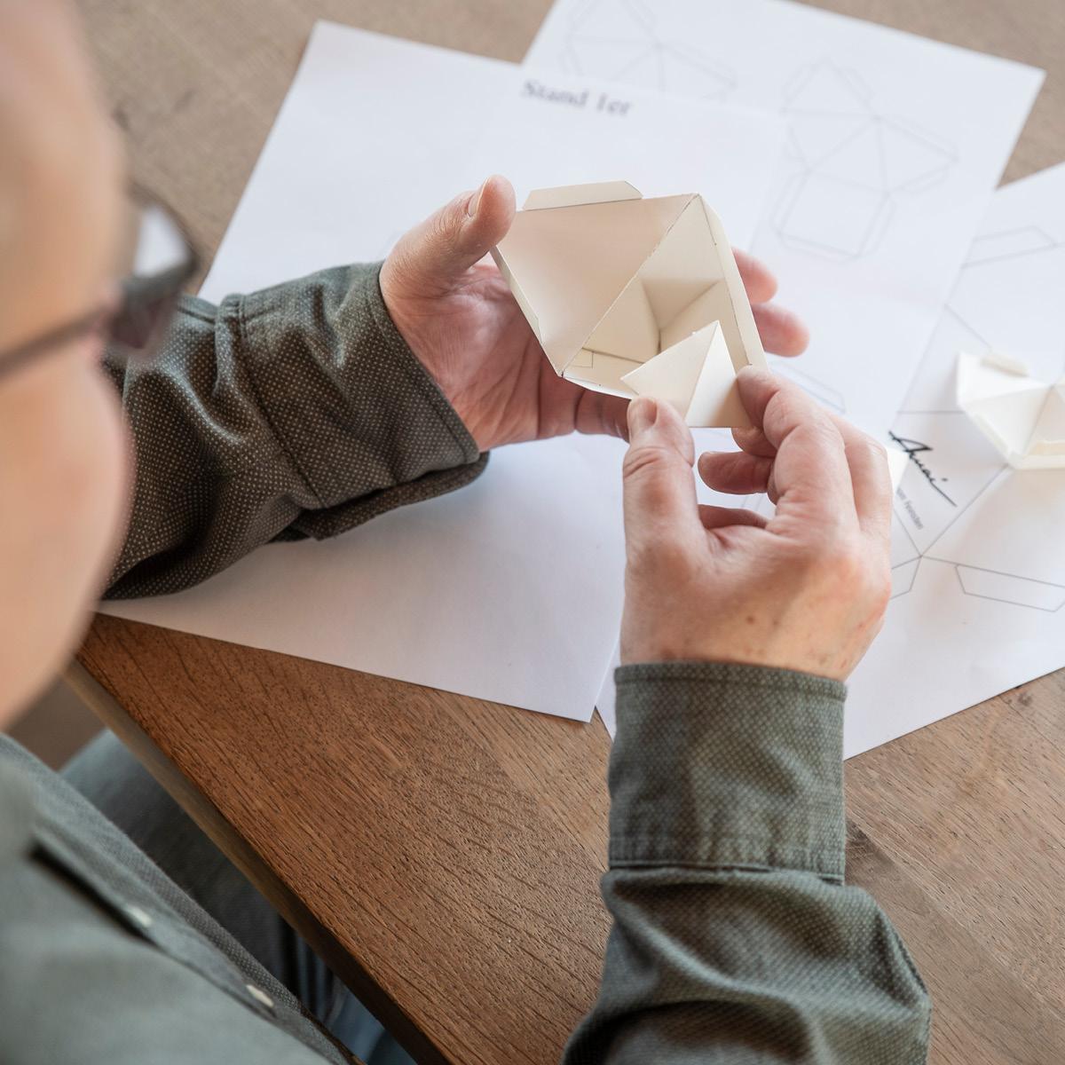 Gestaltung von Verpackungen durch das Atelier Hämmerle