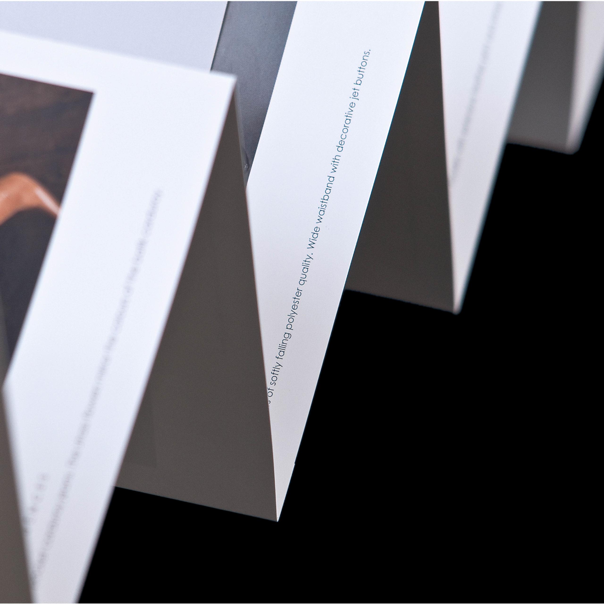 Interessante Detailfotografie für eine Imagebroschüre von Kawii